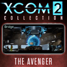 XCOM 2 Collection for iOS — Aboard the Avenger