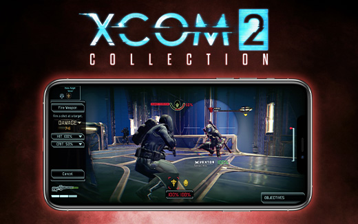 XCOM 2 Collection for iOS — The Commander's Interface