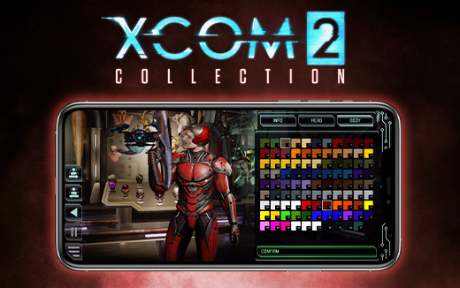 The XCOM 2 Collection – Squad customisation