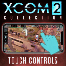 The hand of Resistance — Touch controls in the XCOM 2 Collection for iOS