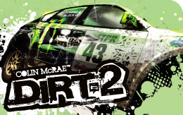 The King of off-road racing returns to the Mac! DiRT 2 is on its way.