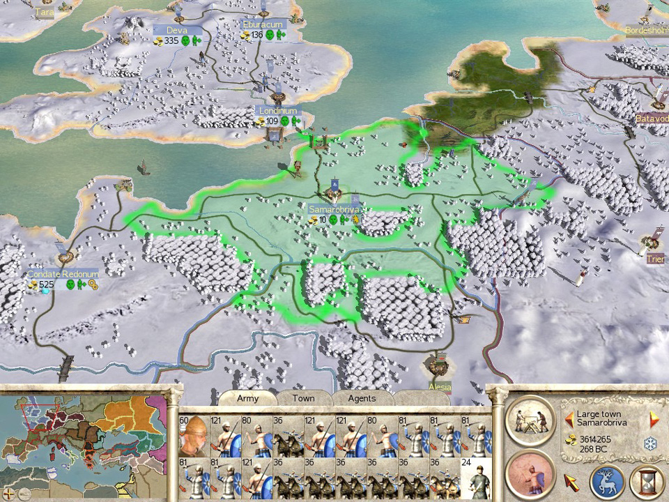 map screen desktop