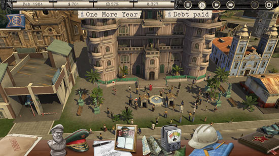Tropico for iPhone Speech screenshot