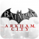 Batman: Arkham City Game of the Year Edition logo