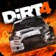 DiRT 4 logo