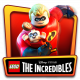 LEGO® Disney•Pixar Les Indestructibles logo