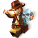 LEGO Indiana Jones 2: The Adventure Continues logo