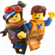 Das Videospiel zum Film The LEGO® Movie 2 logo