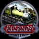 Sid Meier's Railroads! logo