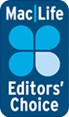 MacLife Editors' Choice badge